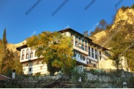 Kordopoulov house-museum in the town of Melnik - the southwestern slope of Pirin - pictures from Bulgaria