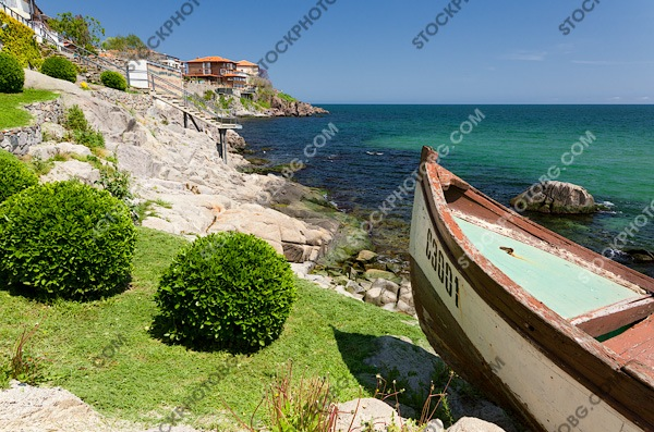 Sozopol. Seaside resort on the Black Sea - pictures from Bulgaria